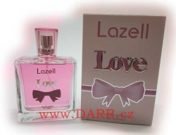 Lazell - Love růžová - parfémovaná voda dámská - EdP - 100 ml