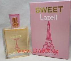 Lazell - Sweet - parfémovaná voda dámská - EdP - 100 ml