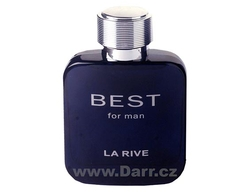 La Rive Best for Men toaletní voda 100 ml TESTER