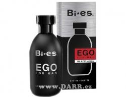Bi-es Ego BLACK toaletní voda 100 ml