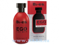 Bi-es EGO RED toaletní voda 100 ml
