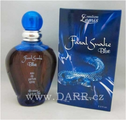 Creation Lamis Fatal Snake Blue parfémovaná voda 100 ml