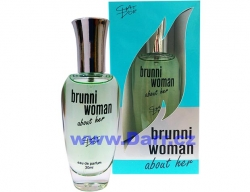 CHAT D´OR BRUNNI WOMAN ABOUT HER parfémovaná voda 30 ml