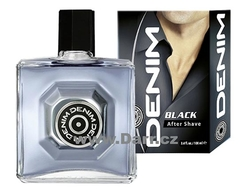 Voda po holení  Denim Black after shave 100ml