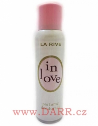 La Rive In love deodorant dámský 150 ml