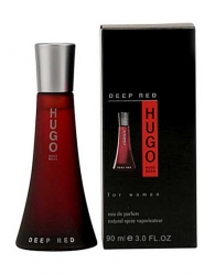 Hugo Boss Deep Red parfemovaná voda dámská 90ml