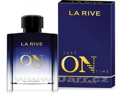 La Rive Just On Time toaletní voda 100 ml