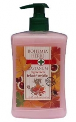 Bylinná kosmetika Castanum krémové tekuté mýdlo 500 ml