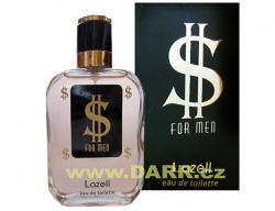 Lazell $ for men toaletní voda 100 ml