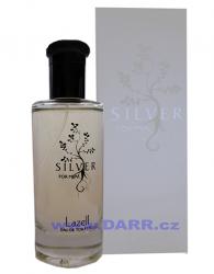 Lazell Silver for men pánská toaletní voda 100 ml