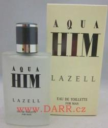 Lazell - Aqua Him - pánská toaletní voda - EdT - 100 ml