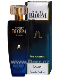 Lazell Night Bloom for woman parfémovaná voda 100 ml
