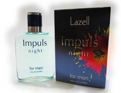 Lazell - Impuls night - pánská toaletní voda - EdT - 100 ml