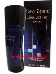 New Brand - Seduction Men - pánská toaletní voda - EdT - 100 ml