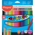 Pastelky Maped Color Peps 48ks