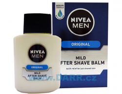 Nivea For Men Balsám po holení Orginál Mild 100 ml