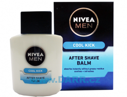 Nivea For Men Balsám po holení Cool Kick 100 ml