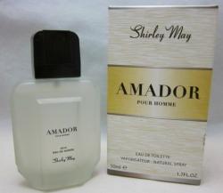 Shirley May - Amador - pánská toaletní voda- 50 ml