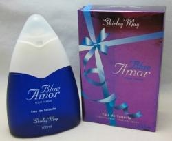 Shirley May- Blue Amor - dámská toaletní voda - 100 ml