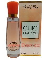 Shirley May- CHiC Madame - dámská toaletní voda - 50 ml