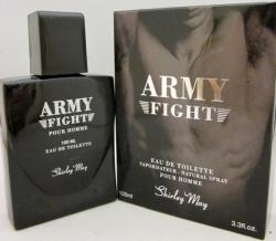 Shirley May- pánská toaletní voda - Army fight