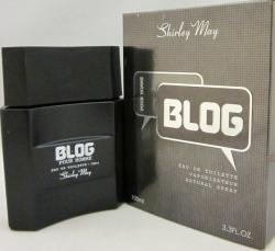 Shirley May - pánská toaletní voda - Blog