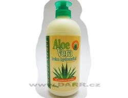 Tělový balsám Aloe Vera 500ml