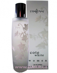 Cote Azur Cote White Women parfémovaná voda 100 ml