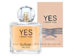 Luxure Yes I Want You parfemovaná voda 100ml